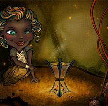 cania. A Design&Illustration project by anamayolBalas         - 22.06.2013