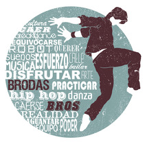 Brodas Bros. A Illustration project by Marc  Crespí Ripoll - 23-06-2013