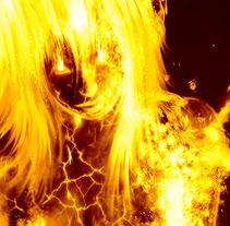 Muse Fire. Um projeto de Ilustração de Alberto Moreno         - 09.07.2013
