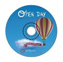 Open day. Um projeto de Design e Publicidade de Samuel  Herrera Pérez         - 08.08.2013