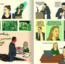 Comic. Um projeto de Ilustração de Anabel  Perujo Pérez         - 11.08.2013