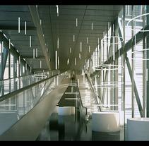 qatar olympics & sports museum. Un proyecto de 3D de aitor puente espiga - Miércoles, 14 de agosto de 2013 01:23:14 +0200