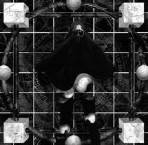 666 FRAMES by Antidenim . Un proyecto de Diseño e Ilustración de Pablo Abad - Jueves, 22 de agosto de 2013 10:59:28 +0200