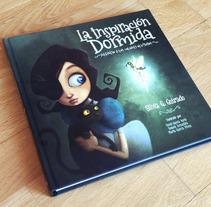 La inspiración dormida. Un proyecto de Ilustración de Marta García Pérez - 01-09-2013