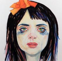 Doble Cara del Cine Español. A Illustration, Film, Video, and TV project by Larraitz con Pompa Retratos - 10-09-2013