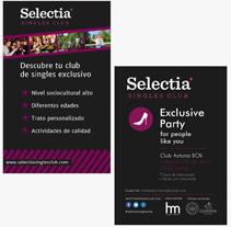 Graphic Design Selectia. A Design project by Xavier Domingo Gracia         - 18.09.2013