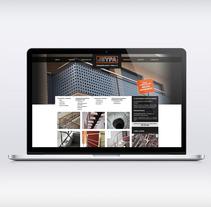 Diseño web Cerrajería Jeypa. Um projeto de Design de Maria José Cuenca Ibáñez         - 03.10.2013
