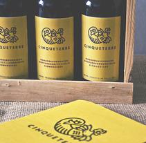 CINQUETERRE. A Design project by carla cobas - 10.08.2013