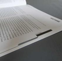 Revue du droit des étrangers. Um projeto de Design de Catherine Lemaire         - 08.10.2013