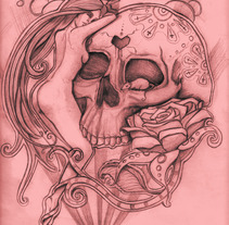 bocetos. A Illustration project by Nahia López-Terradas         - 09.10.2013