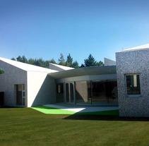 E.I. Nuevo Roces. Un proyecto de Diseño, Instalaciones, Arquitectura, Arquitectura interior y Diseño de interiores de Jesús Sotelo Fernández - 12-10-2013
