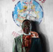 Gus Tribute. Um projeto de Ilustração e Cinema, Vídeo e TV de Marc Valls         - 14.10.2013