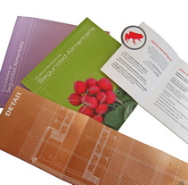 Catálogos, folletos, tripticos. A Design, and Advertising project by Beatriz Santos Sánchez         - 21.10.2013