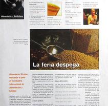 Maquetación. Um projeto de Design e Publicidade de Beatriz Santos Sánchez         - 22.10.2013