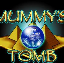 Mummy's Tomb. Um projeto de Design, Ilustração e UI / UX de Víctor Vázquez - 28-10-2013