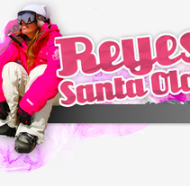 Web Reyes Santa Olalla. A Design, Illustration, and Software Development project by Gabriel Merino Rodríguez         - 28.10.2013