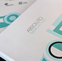 ABSOLUTO, Nadir Afonso. A Design project by Juan Lois Bocos         - 06.11.2013