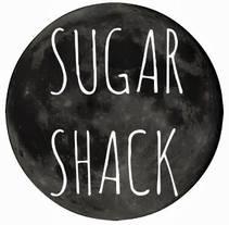Logo SugarShack. Un proyecto de Diseño de Tomás Varela - 12-11-2013