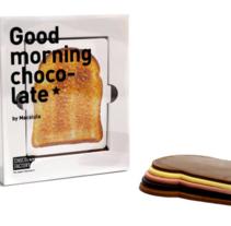 Good Morning Chocolate para Chocolat Factory. Un proyecto de Diseño de Cristina Planells del Barrio         - 12.11.2013