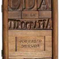 ODA A LA TIPOGRAFÍA. Un proyecto de Diseño, Diseño editorial y Diseño gráfico de Marta Serrano Sánchez - 12-11-2007