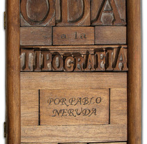 ODA A LA TIPOGRAFÍA. A Design, Editorial Design, and Graphic Design project by Marta Serrano Sánchez         - 12.11.2007