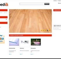 Oferperdia (tienda virtual de ofertas profesionales). A Design, Illustration, and Software Development project by Angel Pablo  Martín Terriza         - 25.11.2013