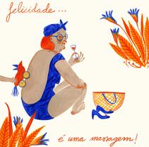 100% ilustración. Un proyecto de Ilustración de Iratxe López de Munáin - Miércoles, 27 de noviembre de 2013 00:00:00 +0100