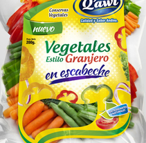 Packaging / Conservas Vegetales. A Design, Illustration, Advertising, Photograph, and 3D project by alvaro tibán perdomo         - 28.11.2013