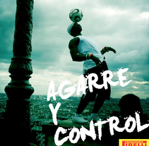 Agarre y control. Pirelli. A Advertising project by Pedro  Manero Aranda - Nov 29 2013 12:00 AM