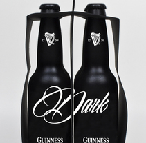 GUINNESS Dark. Un proyecto de Diseño, Ilustración y Publicidad de Pedro  Manero Aranda - Viernes, 29 de noviembre de 2013 00:00:00 +0100