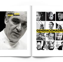 Los Hijos de Ferran Adriá. Un proyecto de Diseño, Ilustración y Publicidad de Pedro  Manero Aranda - Viernes, 29 de noviembre de 2013 00:00:00 +0100