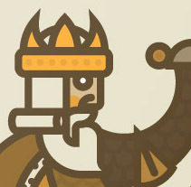 La soberbia. A Design&Illustration project by Javier Gutiérrez         - 29.11.2013
