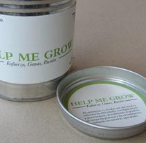 Help me grow. Um projeto de Design de Lorena Martínez Tello         - 03.05.2011