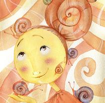 Caracoles. Un proyecto de Ilustración de Iván Torres         - 03.12.2013