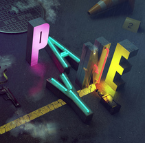 Max payne. A Illustration project by southandisland - Dec 09 2013 12:00 AM