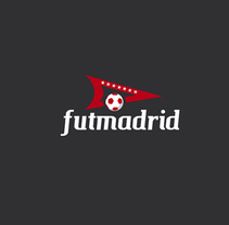 Rediseño de logo futmadrid. Un proyecto de Diseño e Ilustración de boh         - 16.12.2013