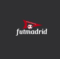 Rediseño de logo futmadrid. A Design&Illustration project by boh         - 16.12.2013
