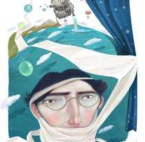 memory landscapes. A Illustration project by Javier  Monsalvett - 12.16.2013