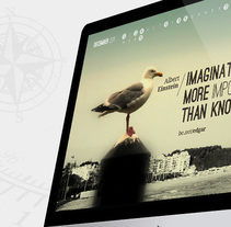 Imagination is more Important than Knowledge. Um projeto de Design de edgarbaptista - 30-11-2011