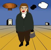 People. Un proyecto de Diseño e Ilustración de Xavier Salvador - 25-12-2013