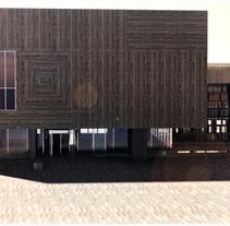 Consell Insular de Menorca. Un proyecto de 3D de Hugo García Jiménez - 15-02-2012