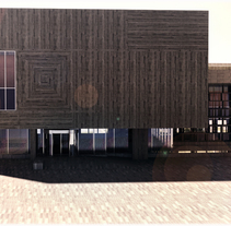 Consell Insular de Menorca. Um projeto de 3D de Hugo García Jiménez         - 15.02.2012