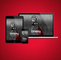 EUPHORIA. Un proyecto de Diseño y UI / UX de Marta Sánchez - 09-01-2014