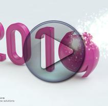 se feliz en 2014. Un proyecto de Publicidad, Cine, vídeo, televisión y 3D de Cb4 seebefore         - 06.01.2014