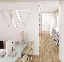 Despacho de Abogados. Um projeto de Instalações e 3D de Javier Lecuona de Burgos - 09-12-2012