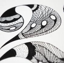 2014 LETTERING. Um projeto de Design e Ilustração de Sabina Chipară         - 31.12.2013
