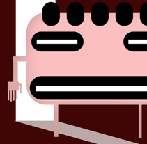 Mister y caretos. Un proyecto de Ilustración de david  lasheras  - 08-01-2014