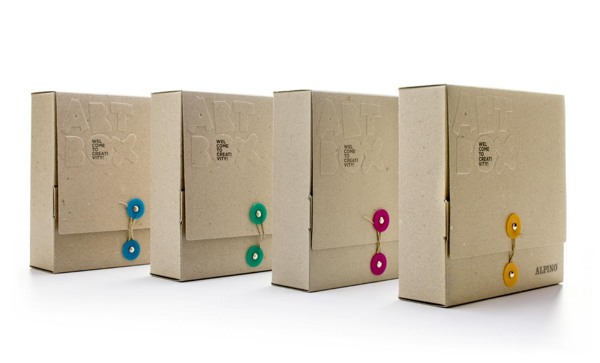 Naming dise o de marca y packaging alpino artbox for Diseno de packaging pdf