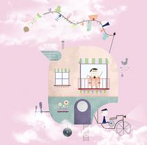 Magic Trip. Um projeto de Ilustração de Manuel Estelles Miralles         - 21.01.2014