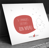 felicitación Navidad. A Illustration project by Dues Creatius          - 29.01.2014